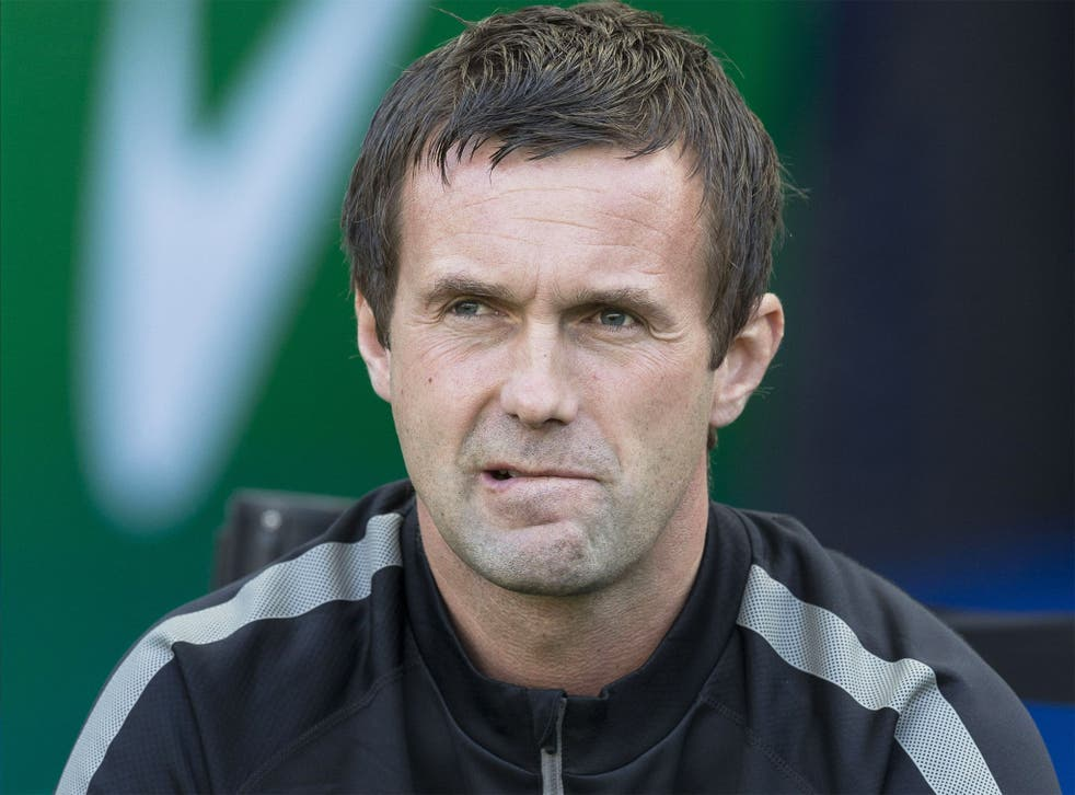 Ronny Deila wants more energy from Celtic as they face a 4-1 deficit