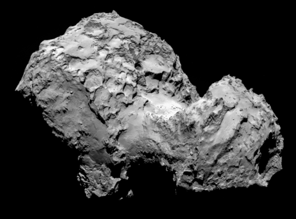 A view of the comet from August 3