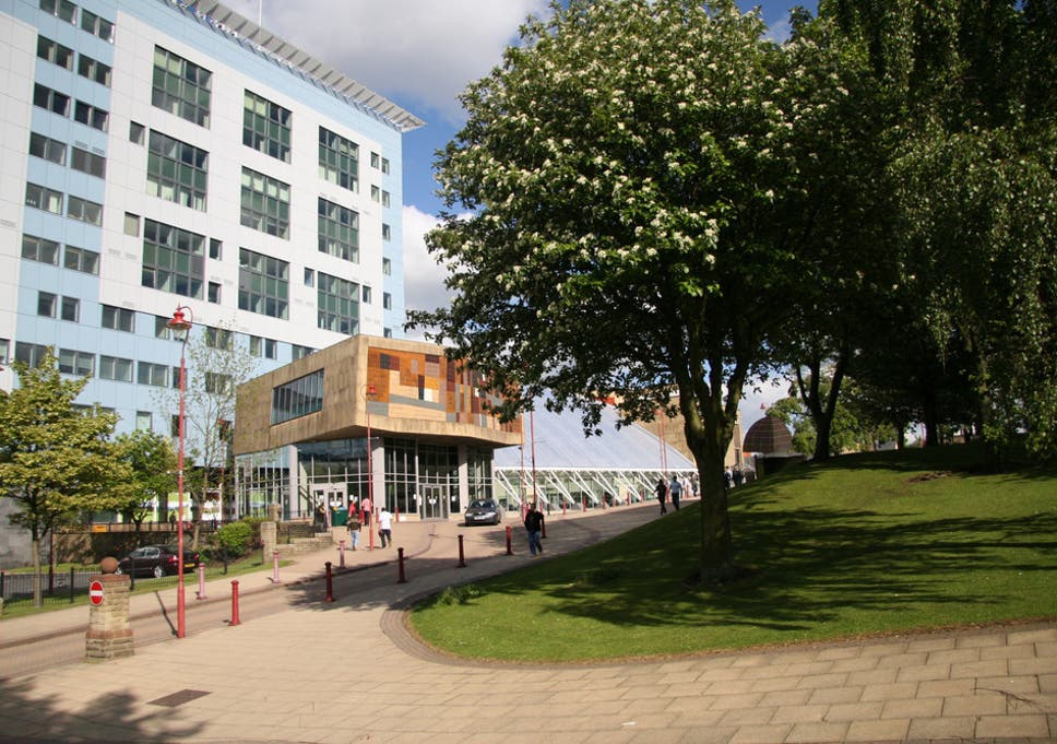 bradford university of the independent