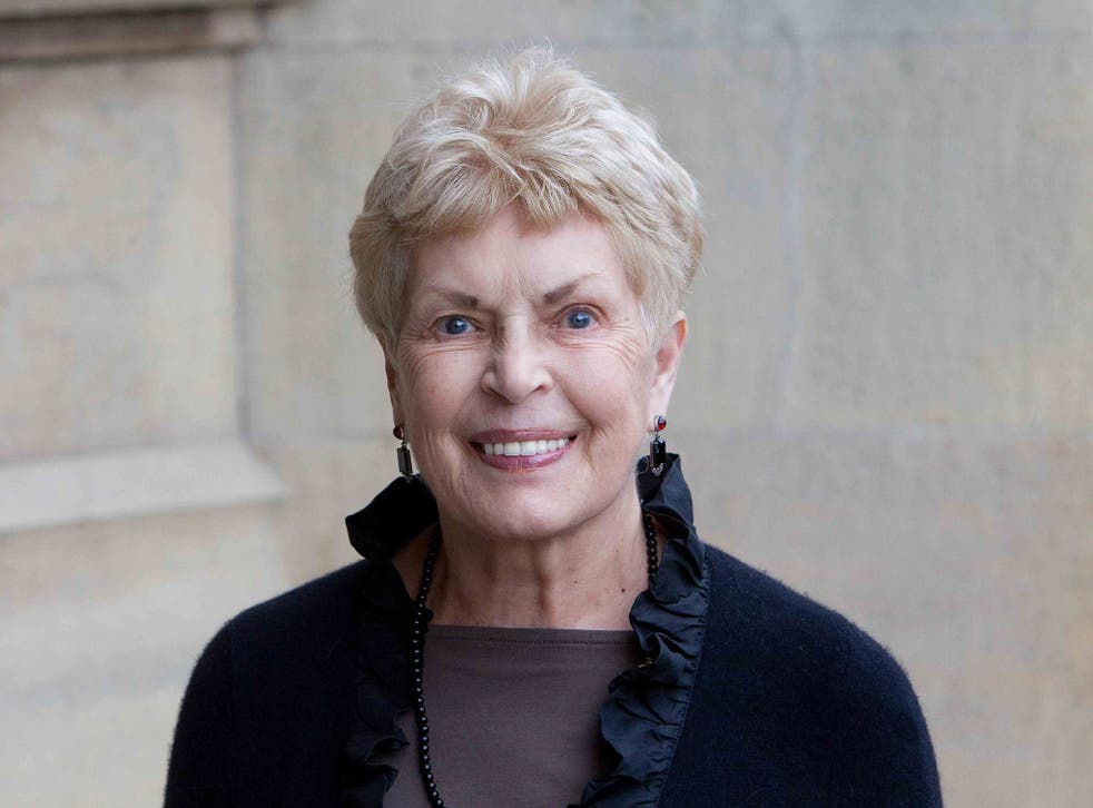 Courageous: Author Ruth Rendell