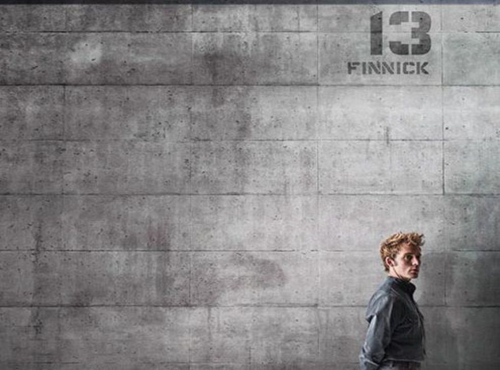 Hunger Games Mockingjay Part 1 posters have been released