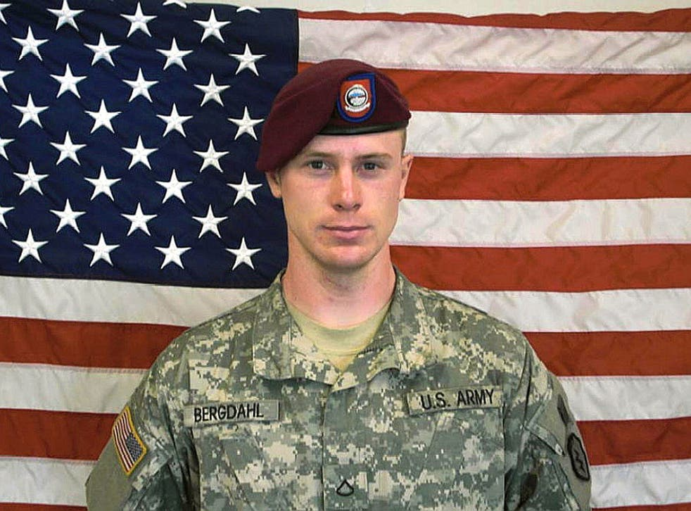 Bowe Bergdahl walked away from his army post in Afghanistan in 2005 and went missing in the desert