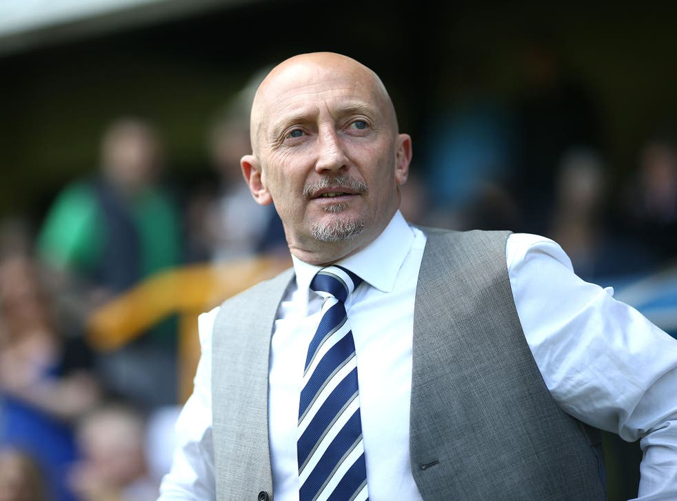 Millwall manager Ian Holloway believes he will bring Premier League football to The Den