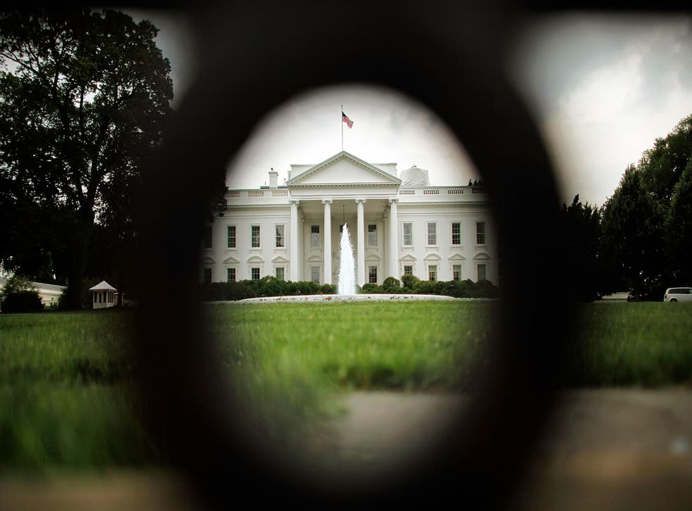 The White House is widely thought of as one of the most secure places on earth.