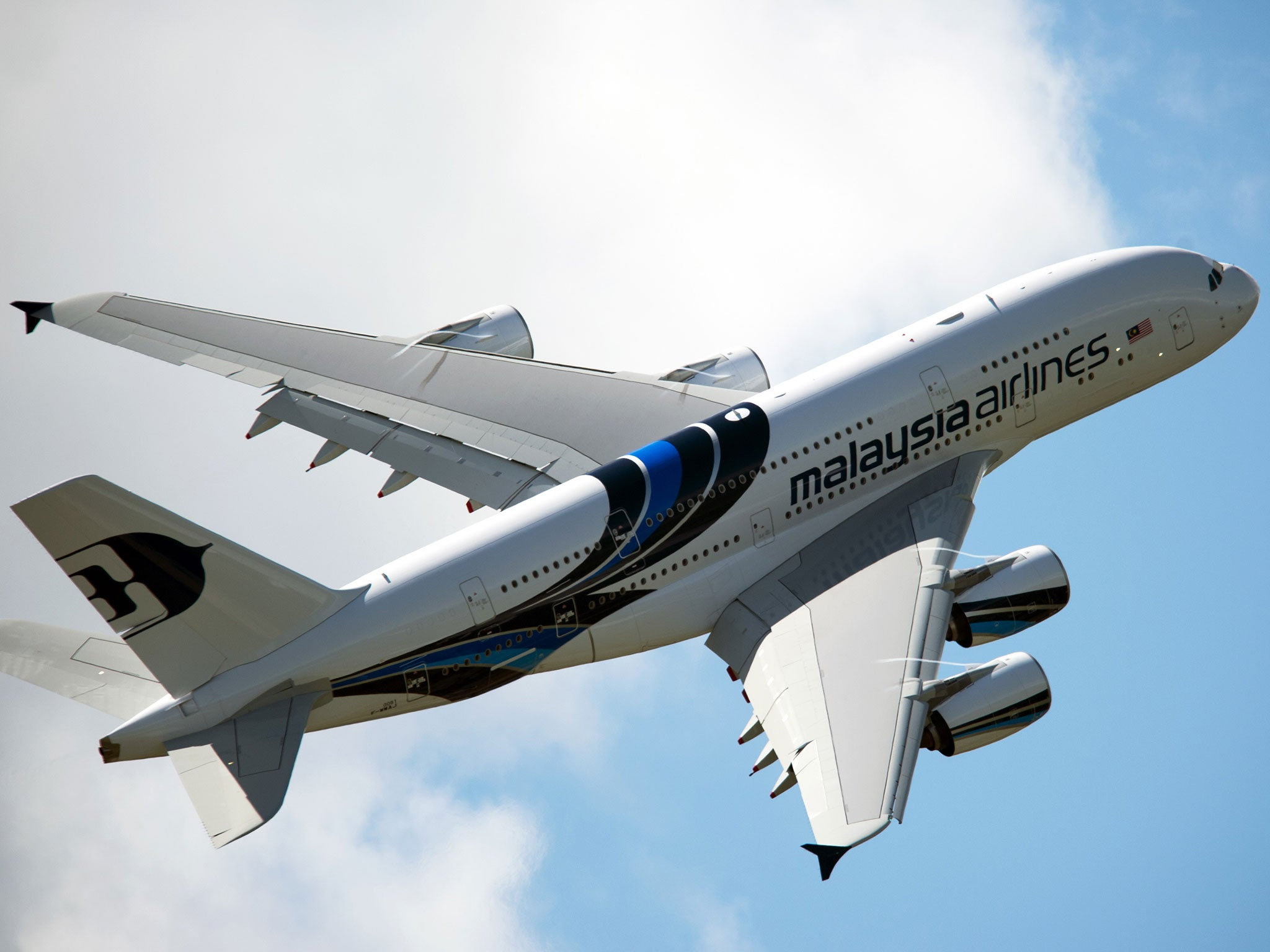 Actions Before Downing Of Malaysian Passenger Jet