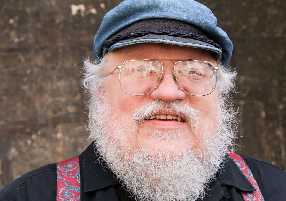 Song of Ice and Fire author George RR Martin on success