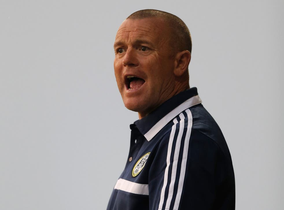 Dave Hockaday has no problem with not wearing purple, or avoiding the number 17