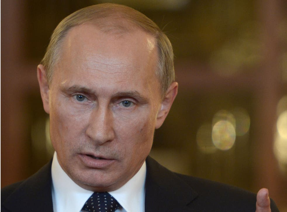 Russian President Vladimir Putin has sacked 18 high-ranking officials from their posts