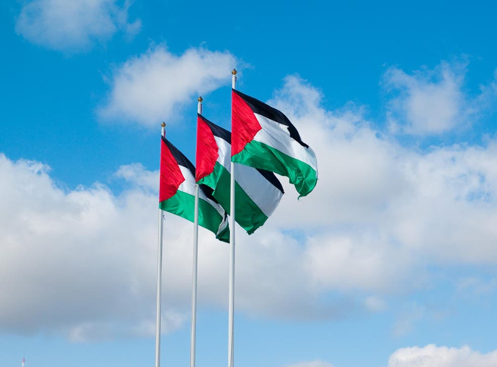 Glasgow and Fife are flying Palestine flags in support of Gaza victims