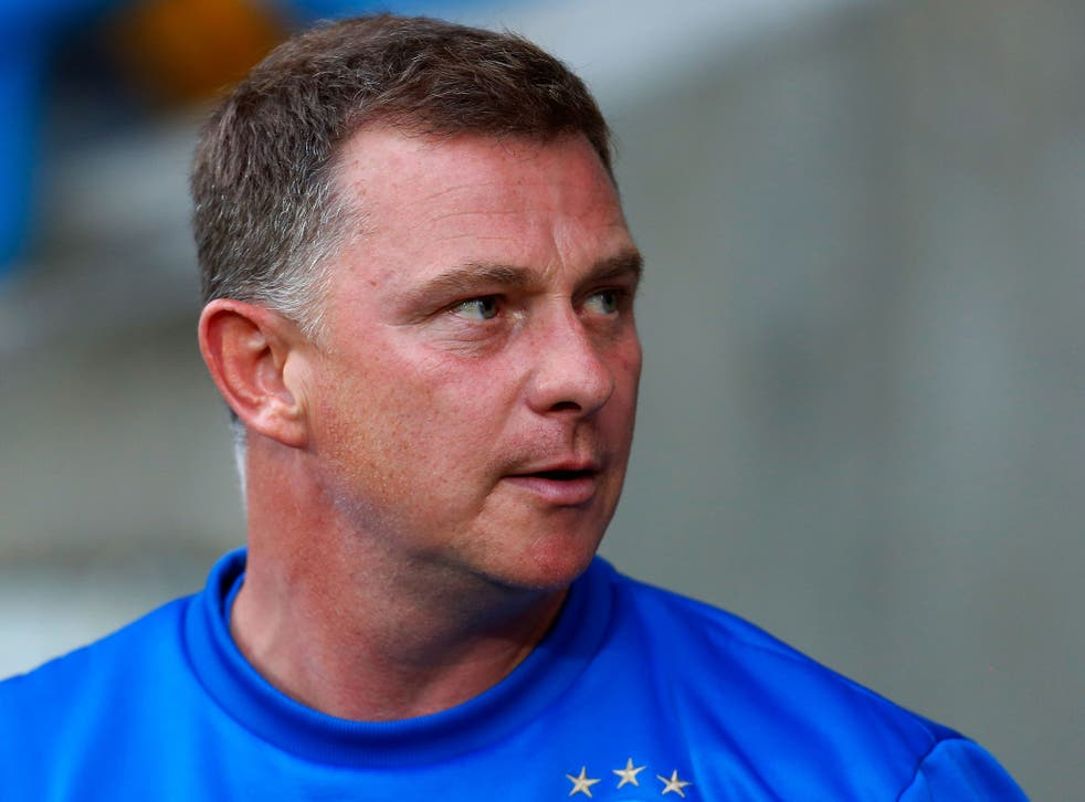 Mark Robins paid the price at Huddersfield for a poor run of results at the end of last season