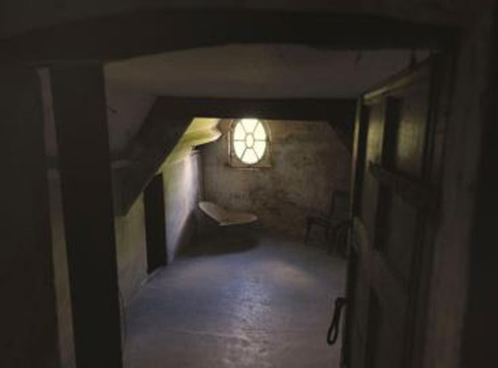 Tours can be scheduled to visit the attic that inspired Charlote Brontë