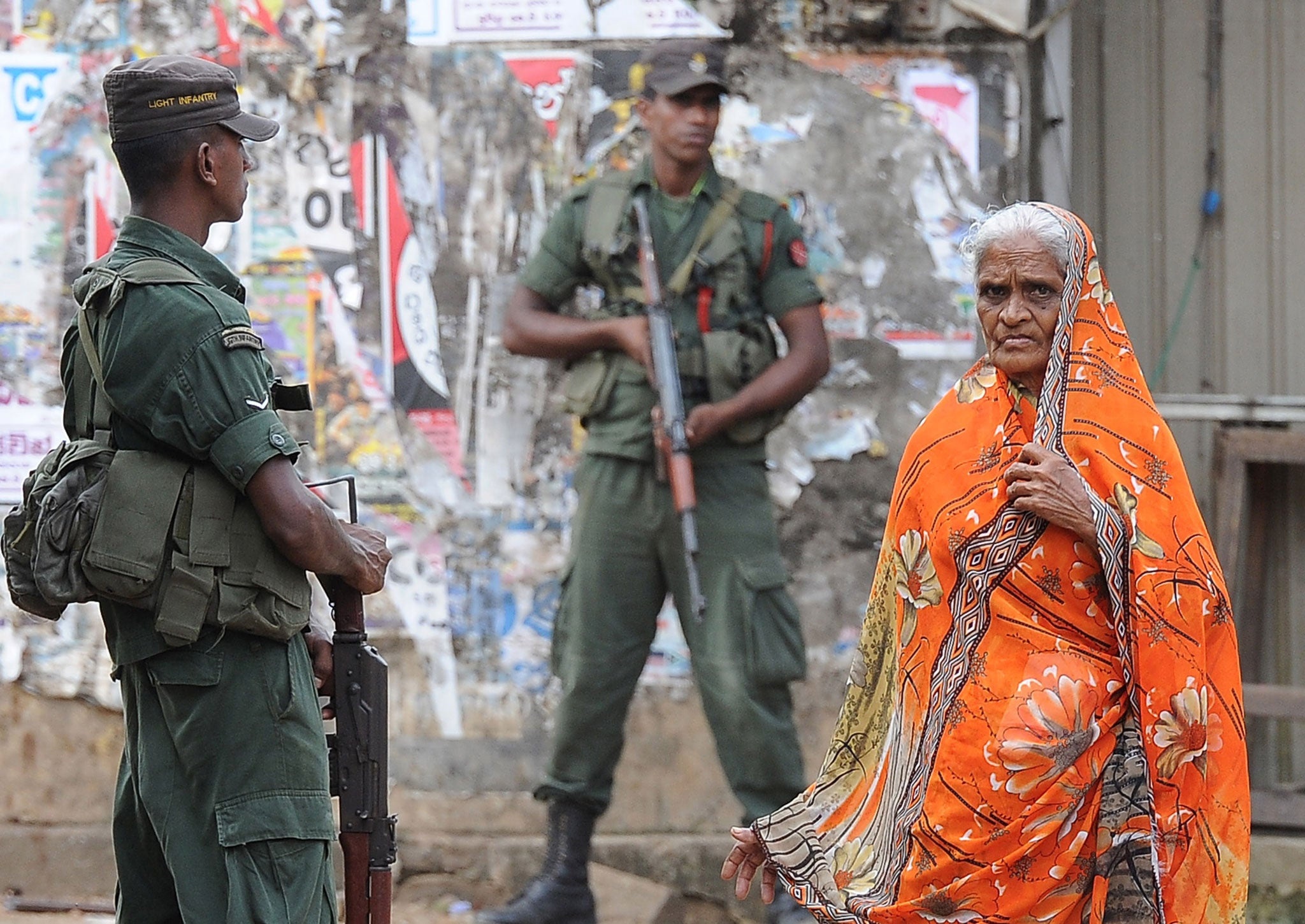 Hidden from view, Sri Lanka is trampling over the rights ...
