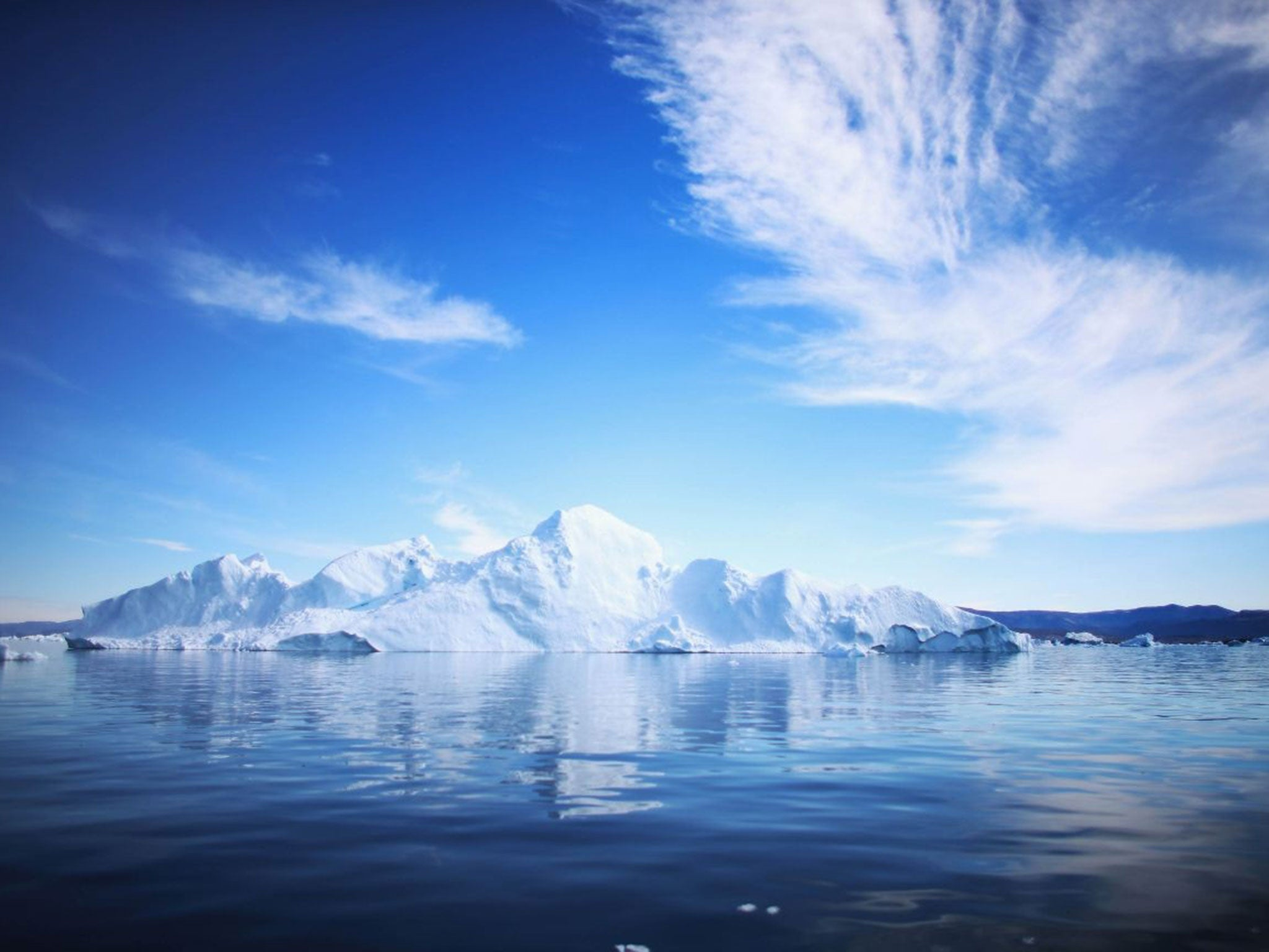 Melting ice sheets could raise sea levels almost half a metre in 80 years, say scientists