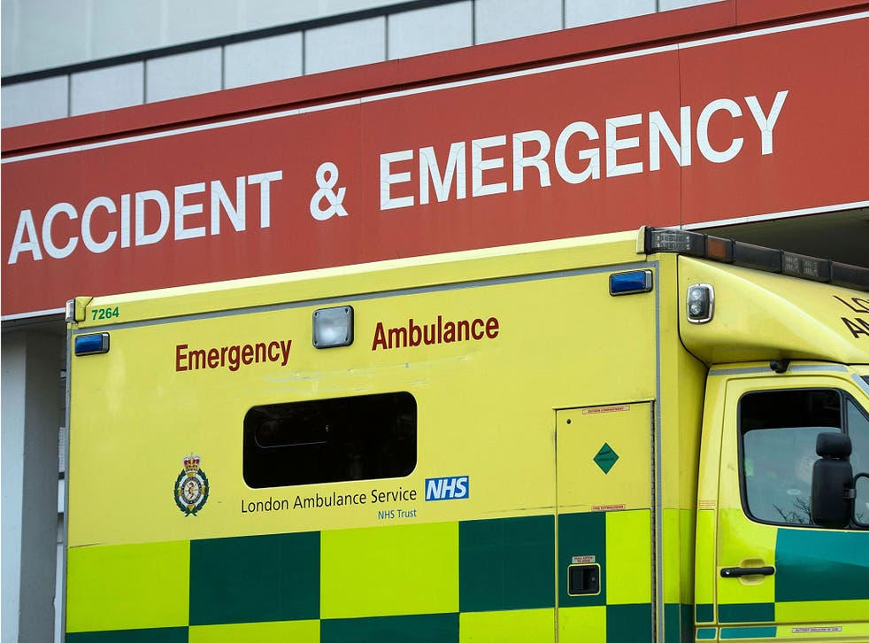 A&E departments are bracing themselves ahead of one of the busiest nights for ambulance call outs