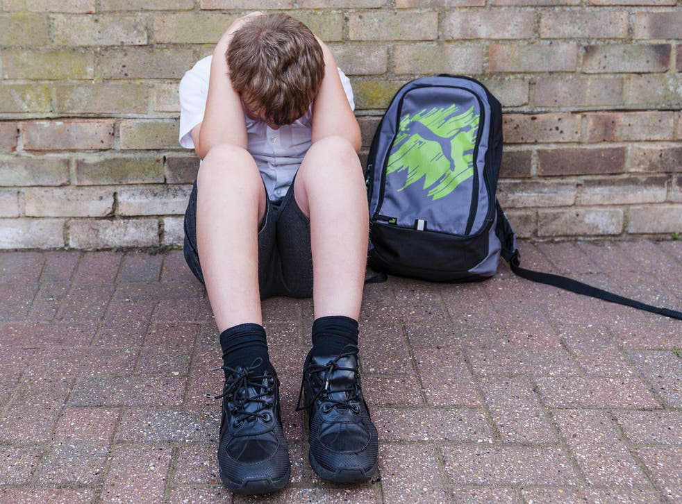 Self-harm among children as young as 10has risen by 70 per cent in just two years