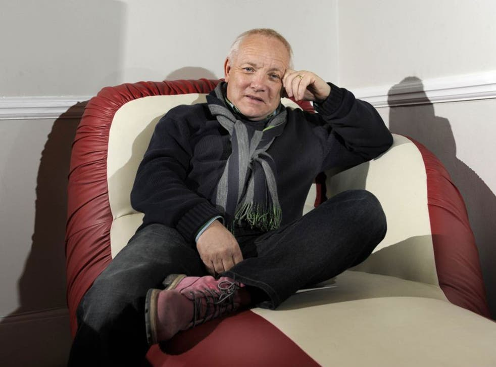 The former boxing promoter Frank Maloney, who is  now known  as Kellie