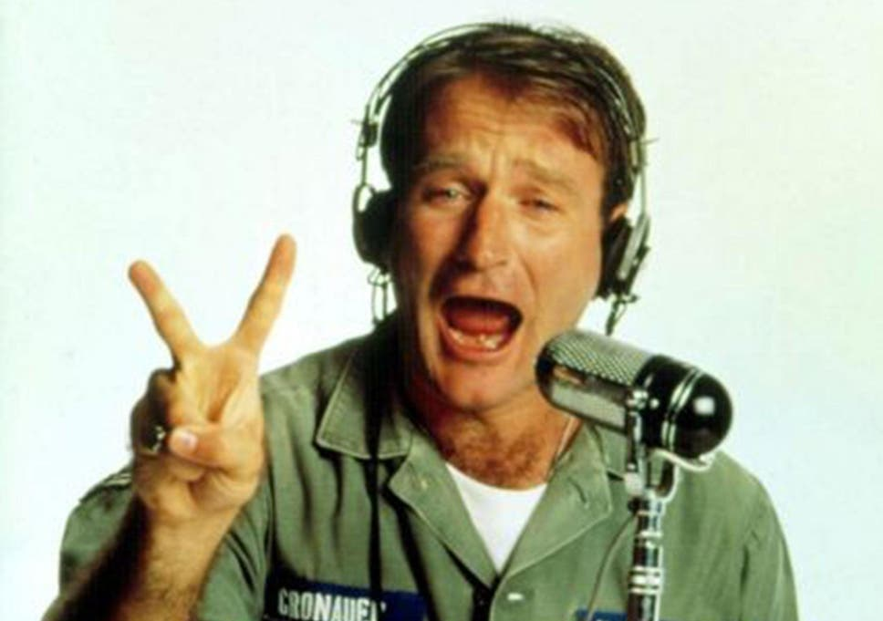 Channel 4 News Apologises For Airing Good Morning Vietnam Clip In Which Robin Williams Sings Why Dont They Get A Rope And Hang Me