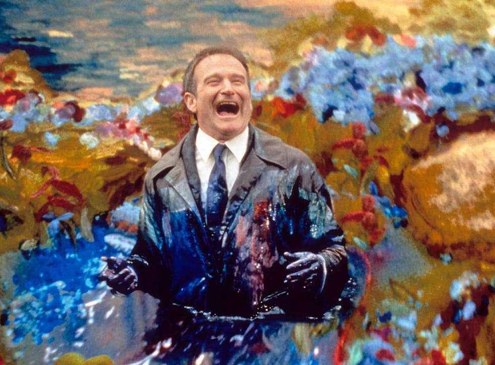 1998: Robin Williams in 'What Dreams May Come'