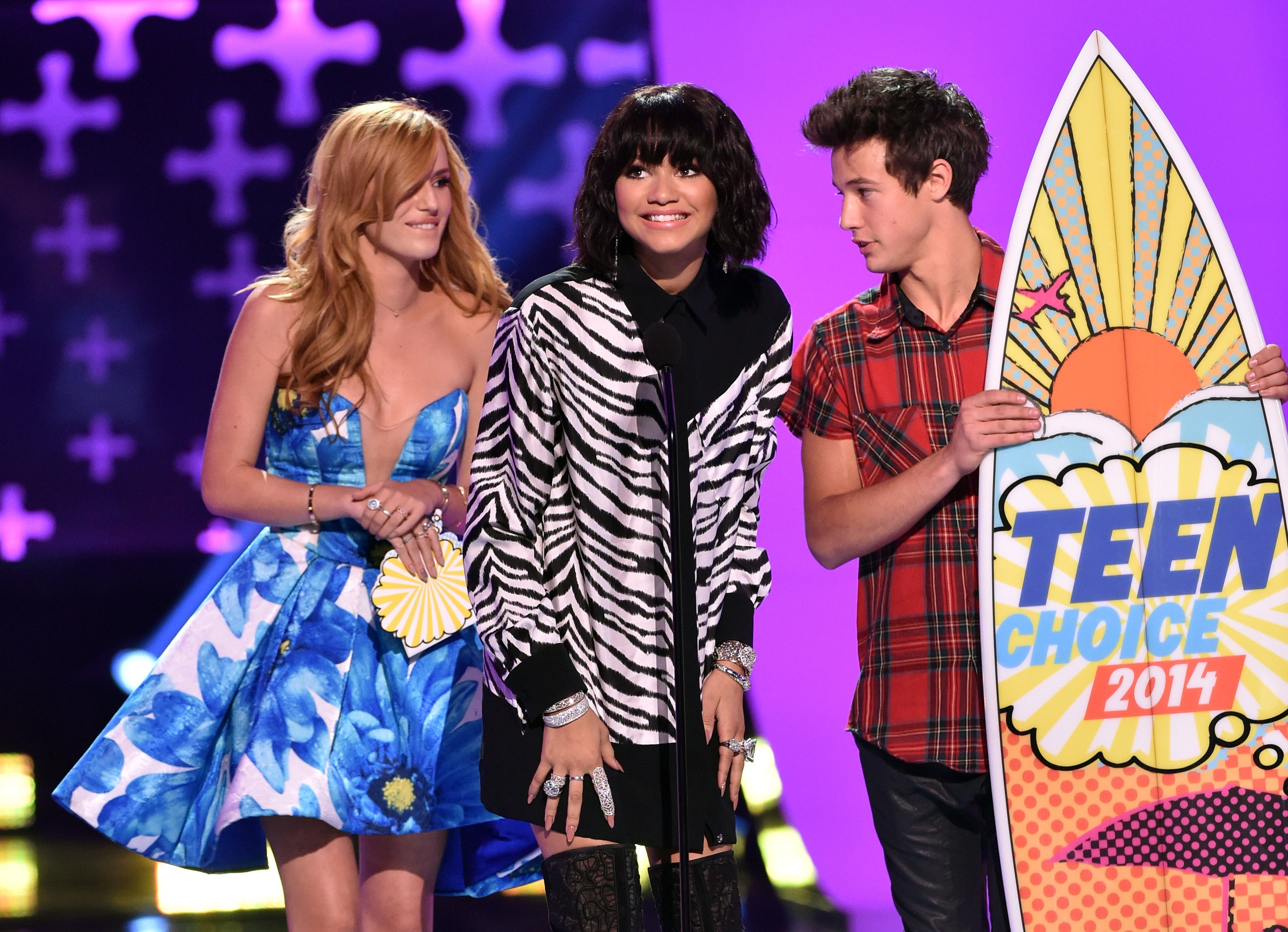 Teen Choice Awards 2014: Awards ceremony is 'rigged', web stars and
