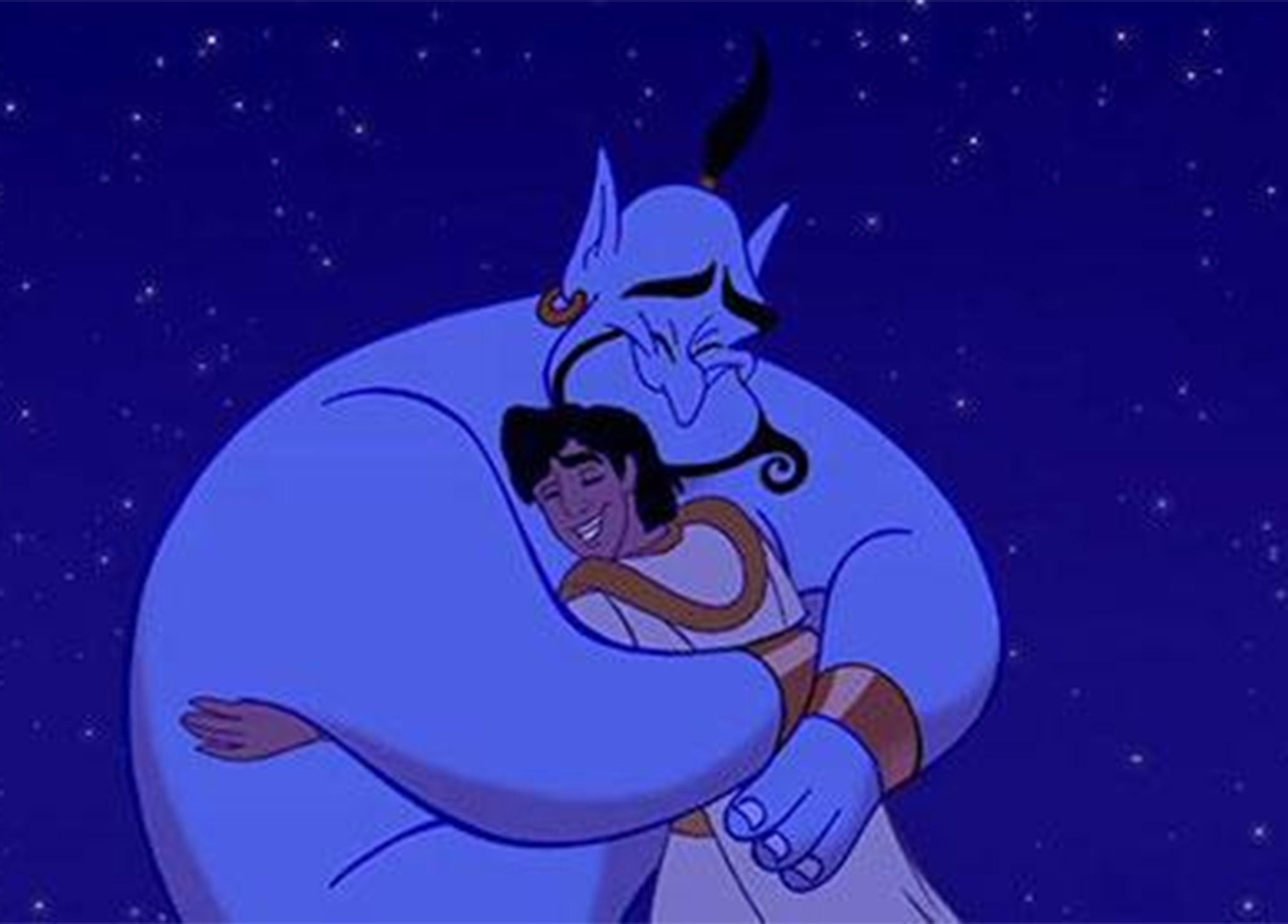 aladdin 2 not possible for disney as robin williams