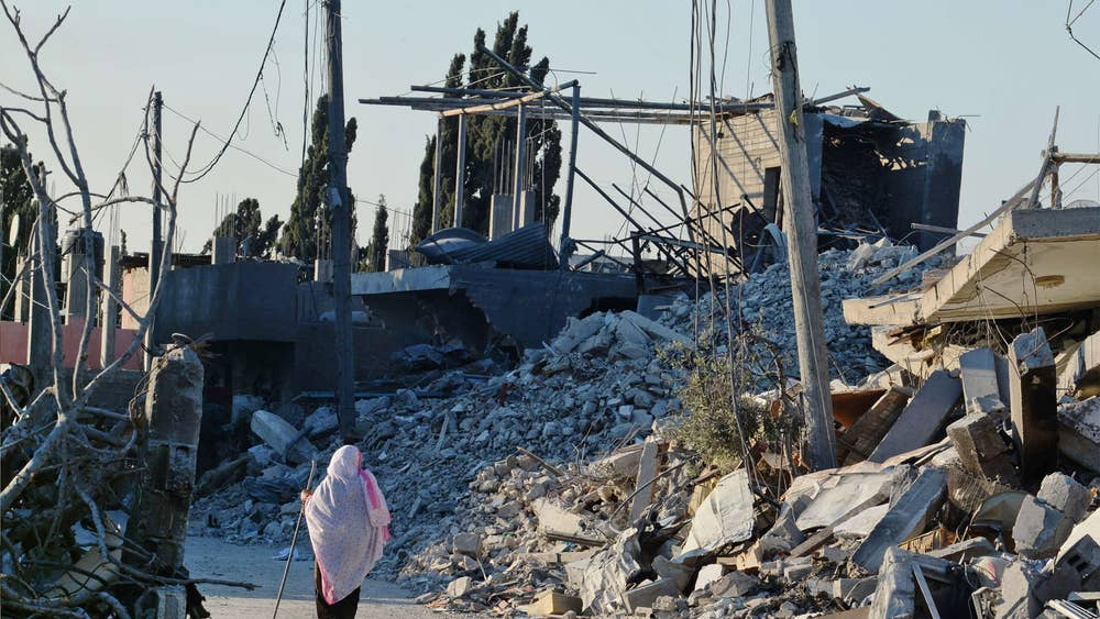 Rocket fired from Gaza Strip into Israel: Hamas blames