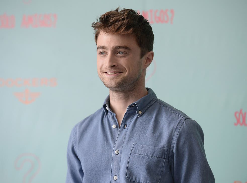 Daniel Radcliffe has his eyes on the role of Spider-Man