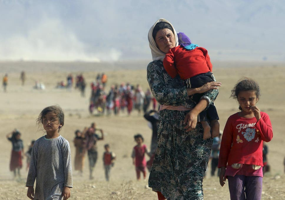 'Devil worshippers': torture inflicted on the Yazidi people by Isis includes rape, stealing children and forced conversions – researchers say the true scale of suffering cannot be charted