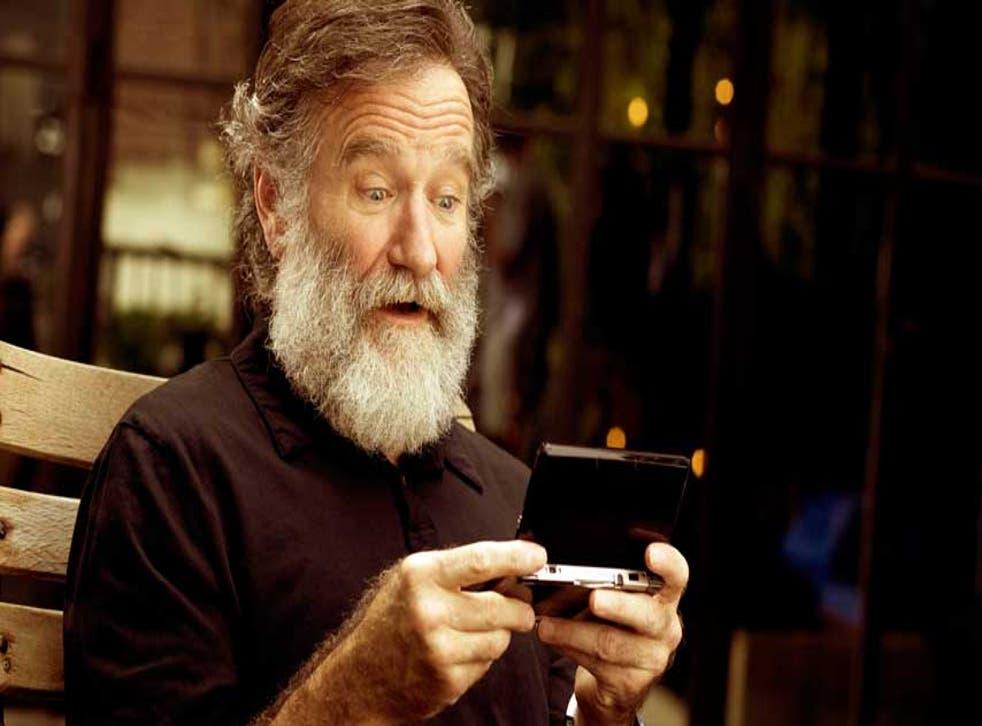 Robin Williams was a keen gamer