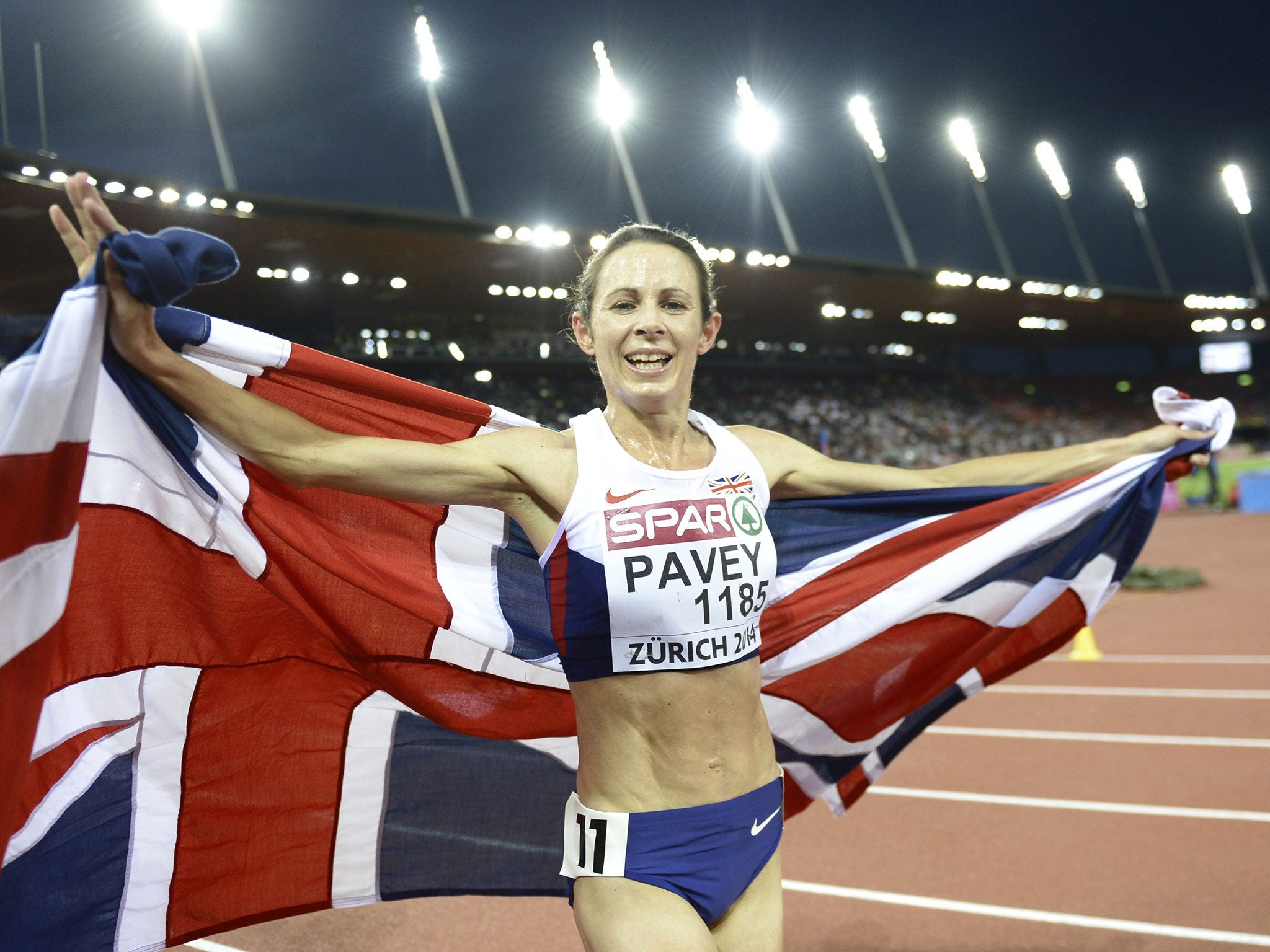 Jo Pavey gold medal: The science of her long-distance success