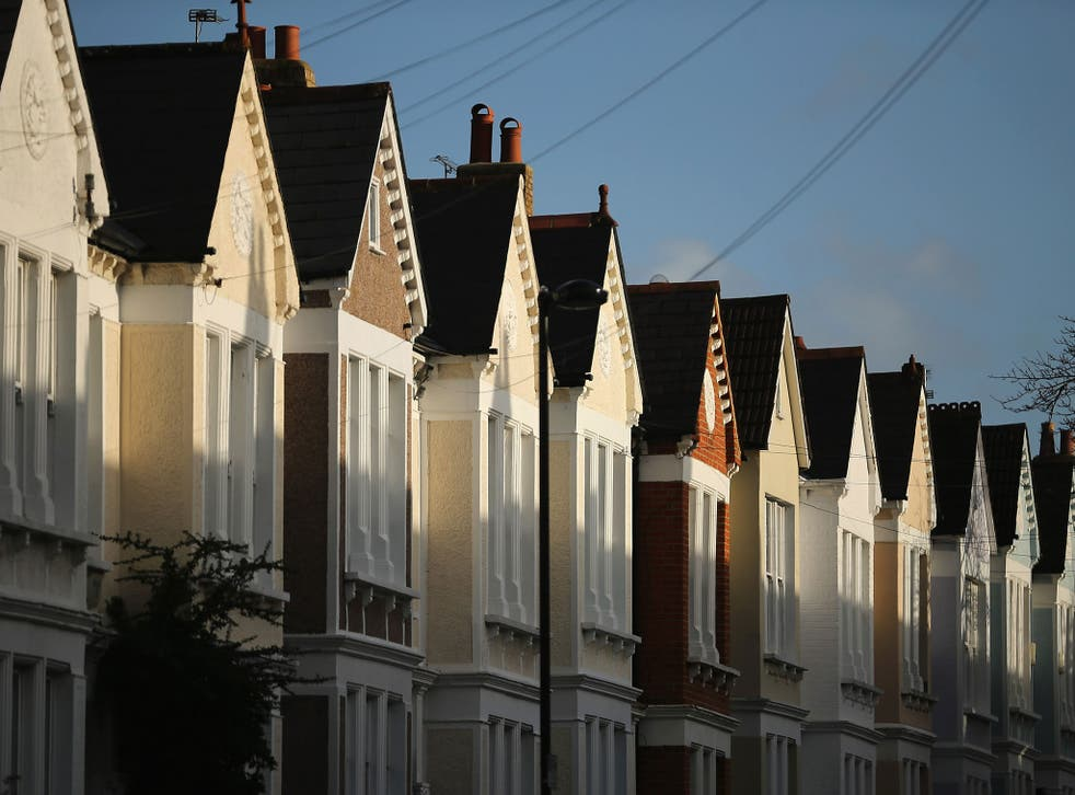 In the last year more than 210,000 homes in England are at risk of eviction or repossession