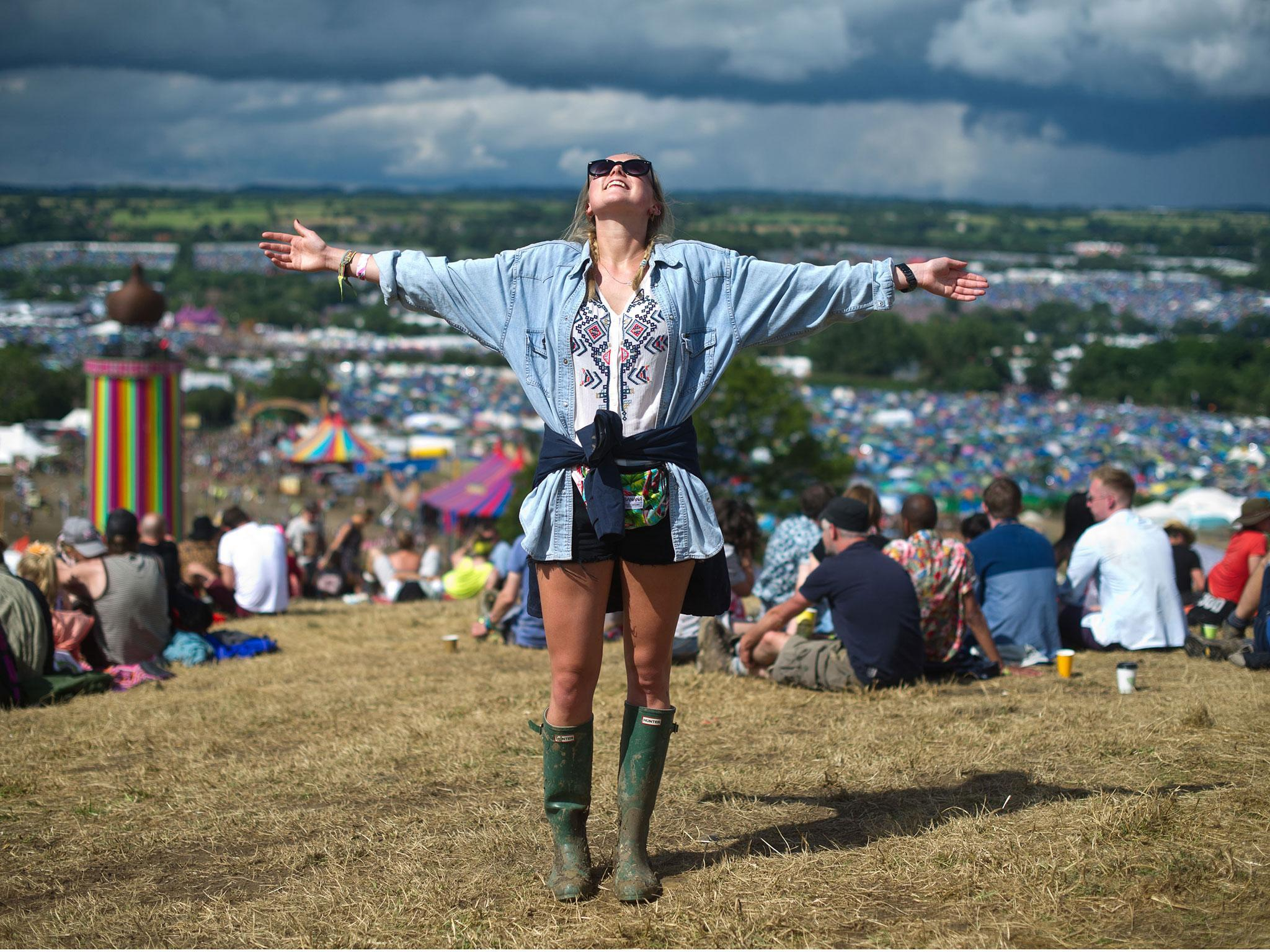 9 Best Festival Waterproof Jackets For Women The Independent