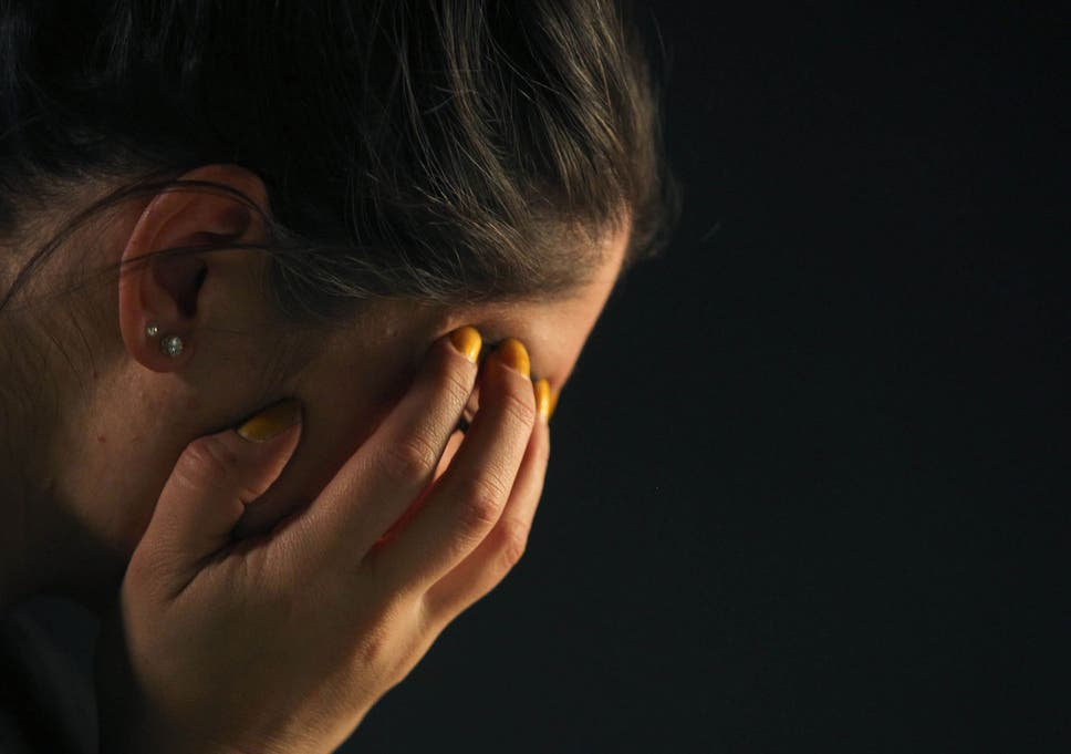 sexually abused women