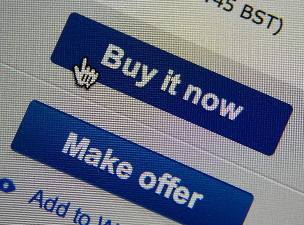 Short circuit: websites such as eBay stopped working this week due to the number of people online