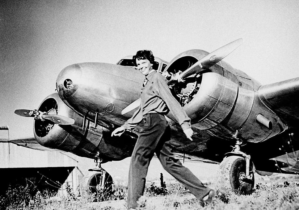 9c38c7988 Amelia Earhart's disappearance in 1937 created a mystery that may, finally,  have been solved