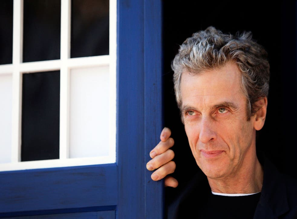 Peter Capaldi will take up the role of Doctor Who in the eighth series starting this Saturday