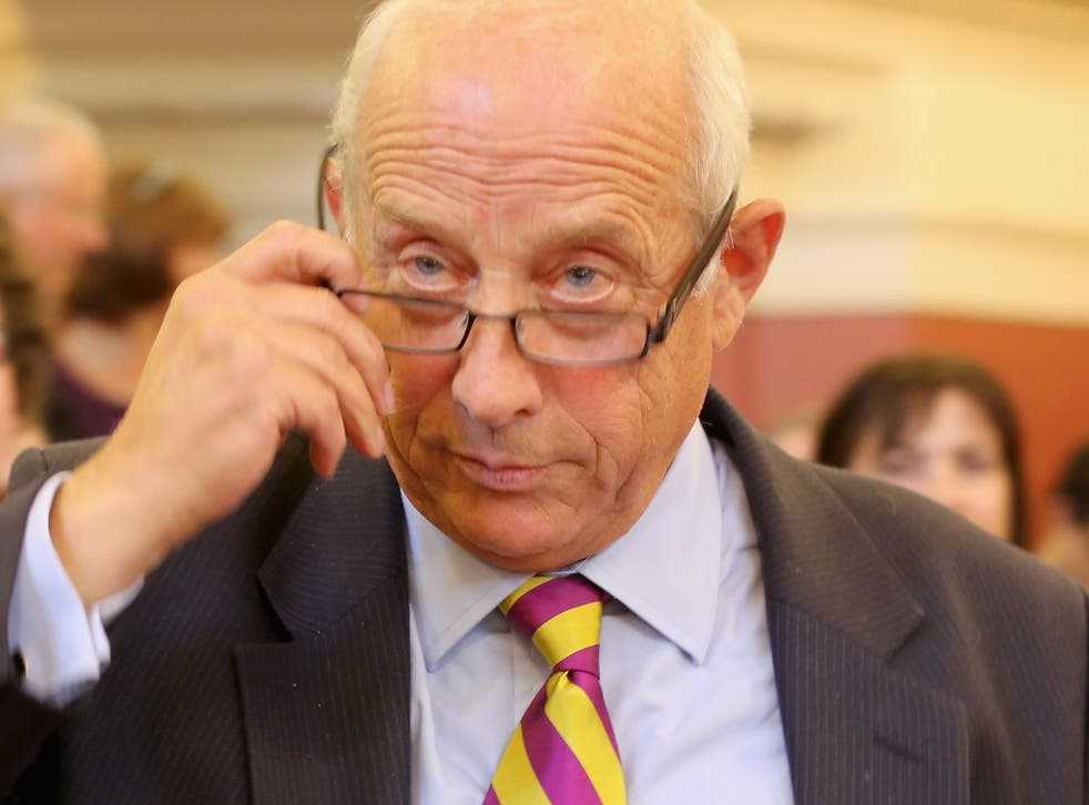 Godfrey Bloom quit Ukip after being banned from speaking at events