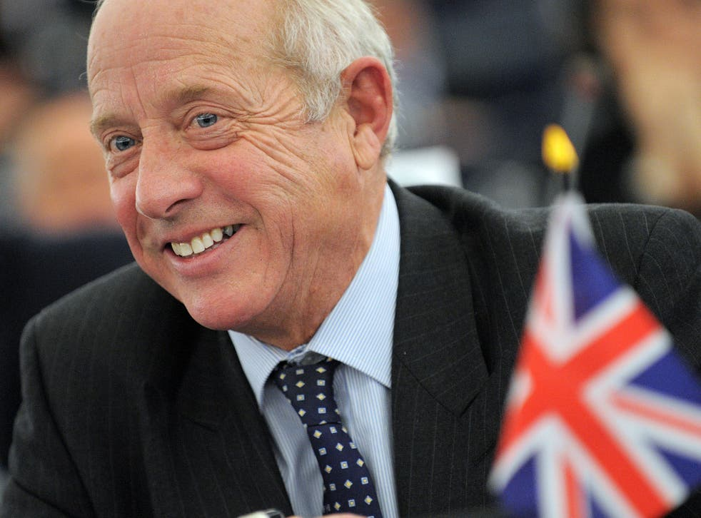 Former Ukip MEP Godfrey Bloom withdrew from the party after striking a journalist and calling women 'sluts'