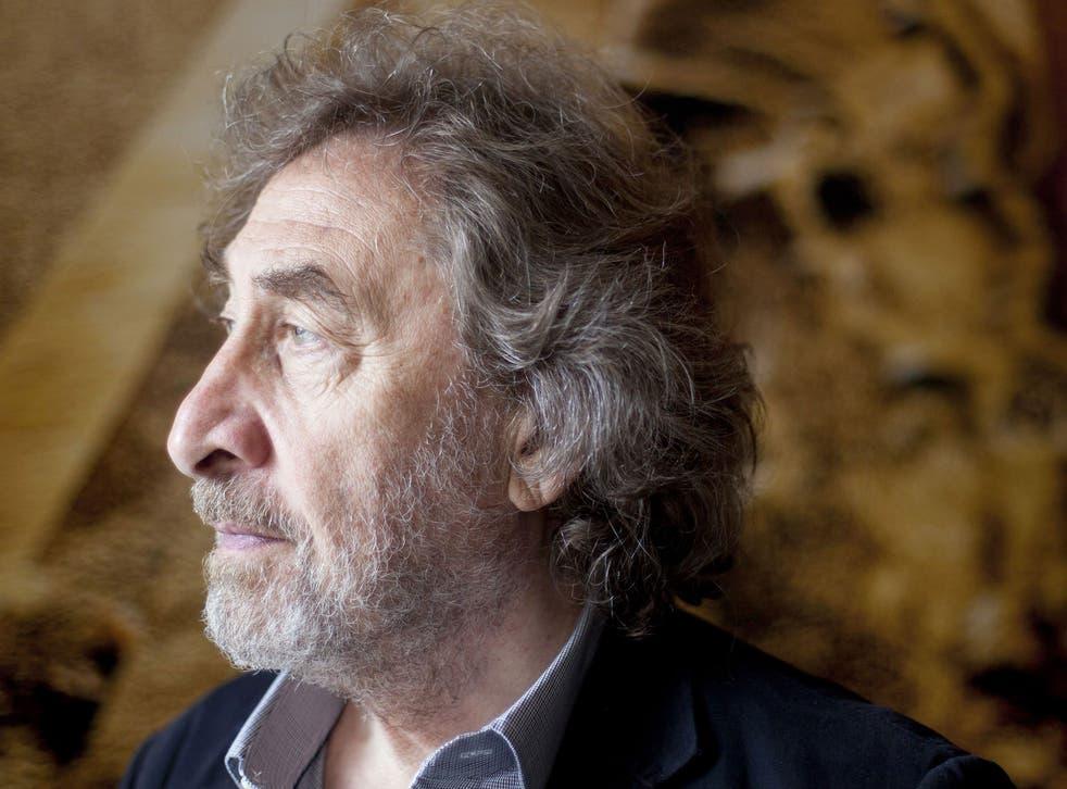 Howard Jacobson in 2012