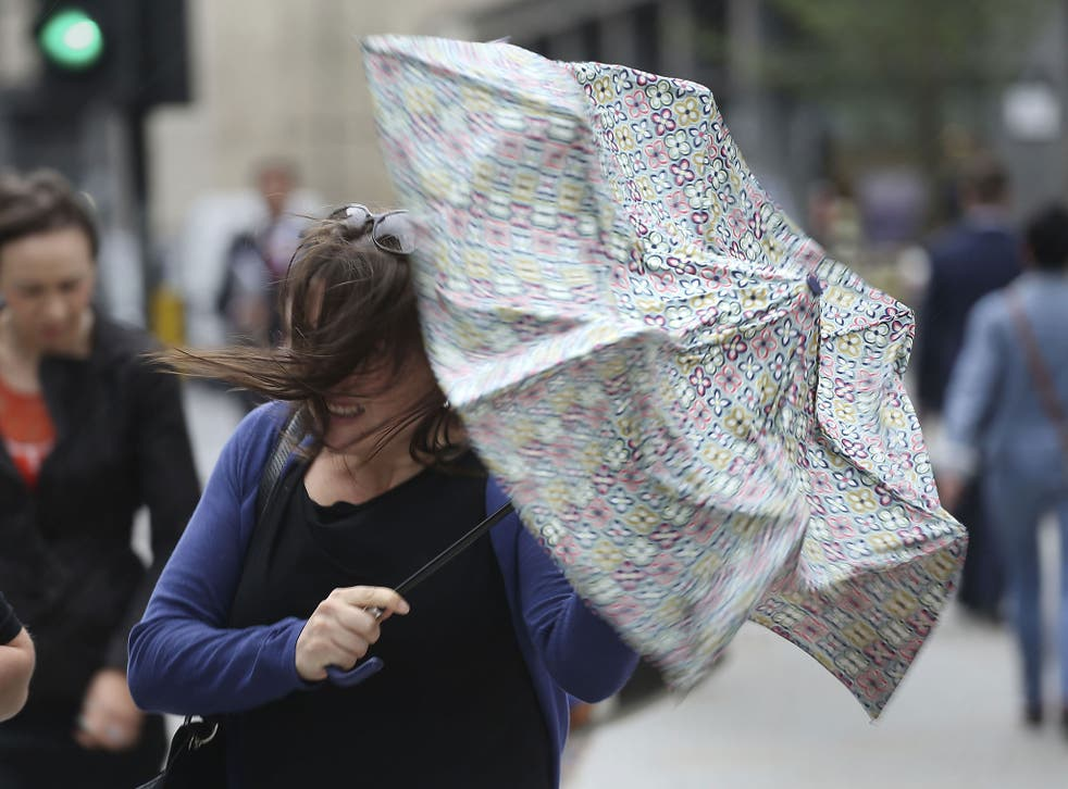 The weather is set to become unseasonable this week