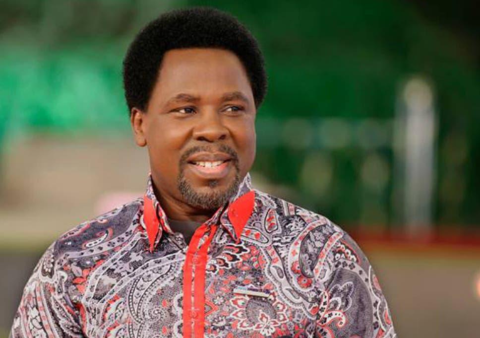 Ebola outbreak: Millionaire preacher TB Joshua 'sends 4,000 bottles