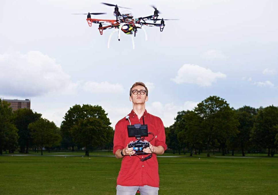 Drones open up UK skies, but the small versions are a long