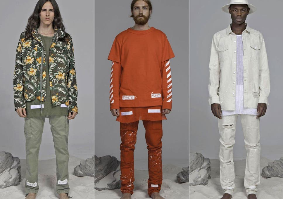 7e5c01d69 Kanye West's creative director Virgil Abloh launches streetwear clothing  line