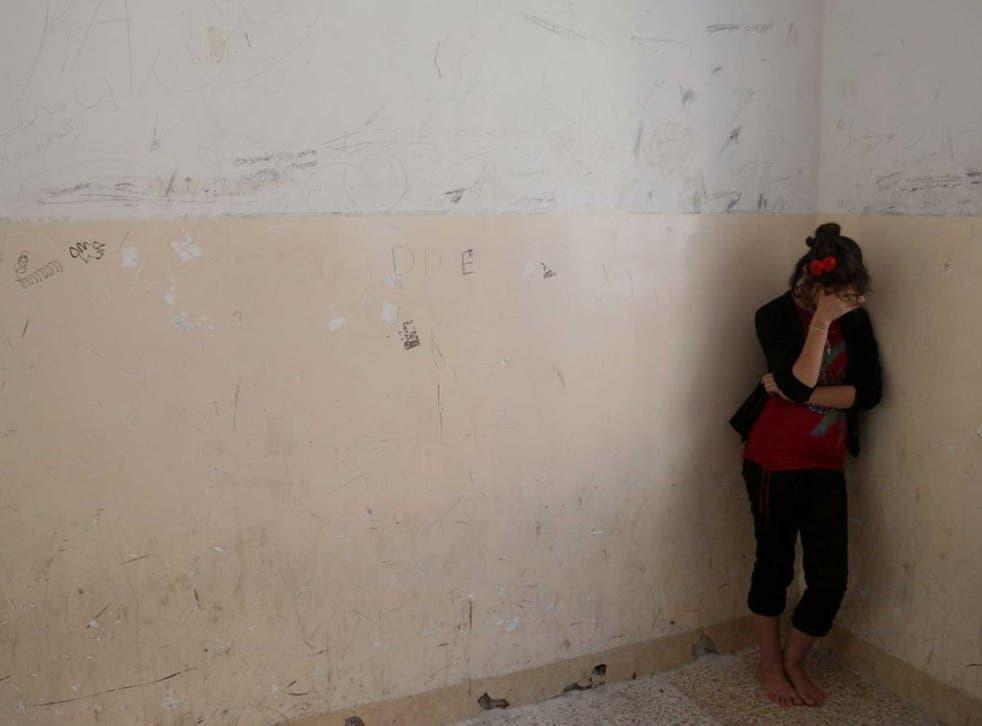 Many Iraqi Yazidi women now face a terrifying future under Isis