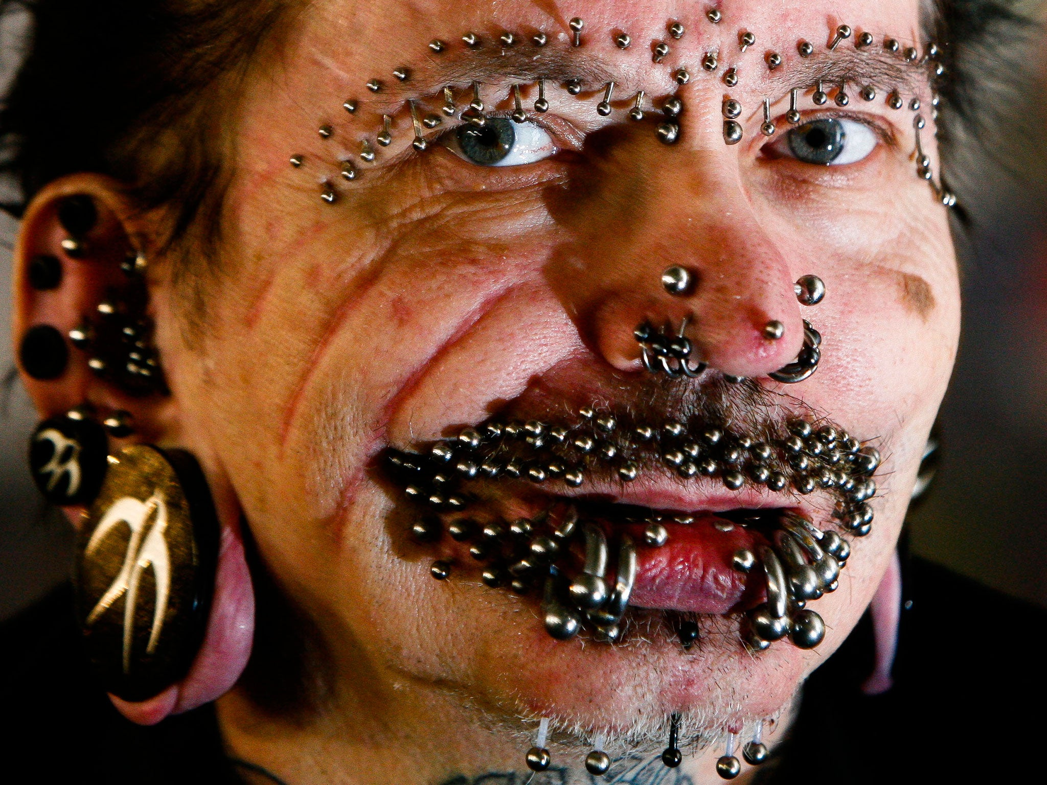 Most Pierced Pussy 19