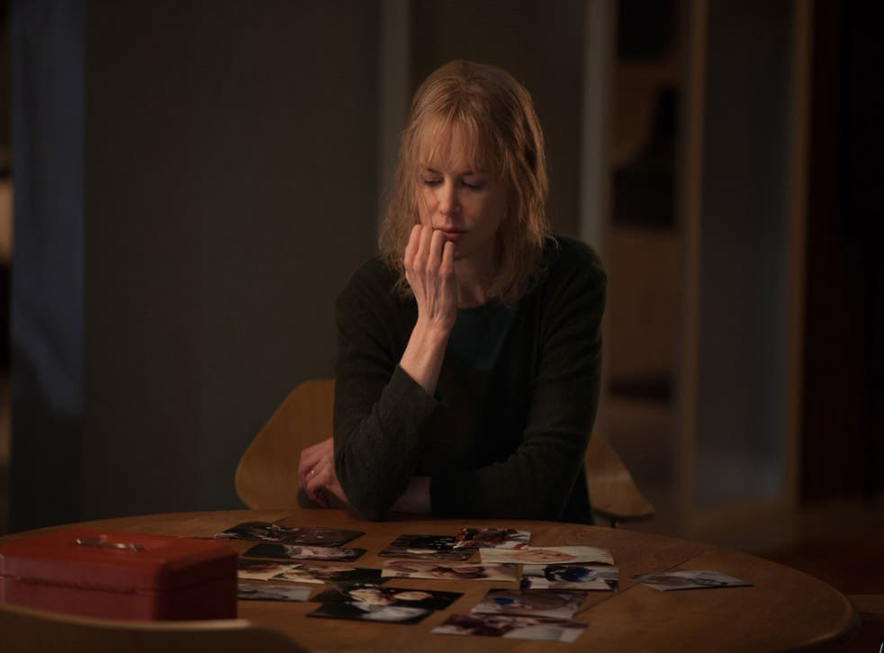 Academy-Award winner Nicole Kidman as Christine, a role which  required extensive research into psychogenic amnesia