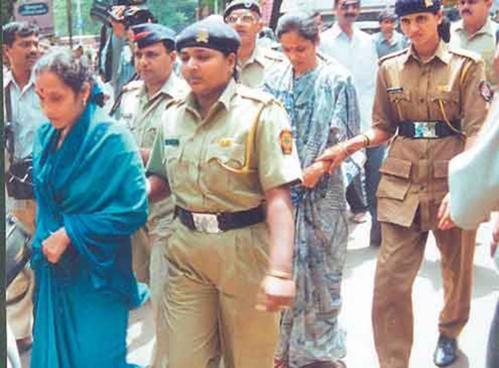 Renuka Shinde and Seema Gavit were convicted in 2001. They were first held in 1996 with their mother, who died