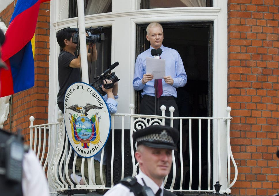 Julian Assange has cost taxpayer £10 million by avoiding extradition
