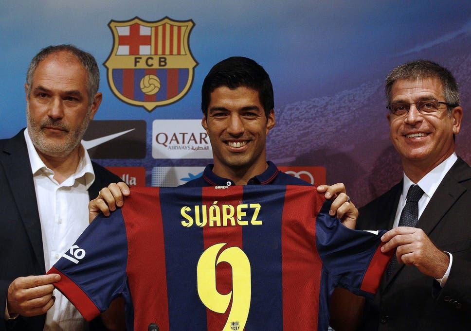 Barcelona transfer ban: Fifa bans Barcelona from signing new
