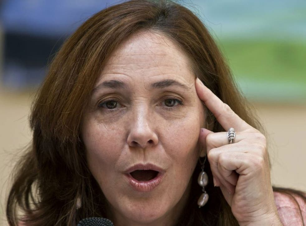 Mariela Castro has become the first person to vote against a bill in Cuba's National Assembly