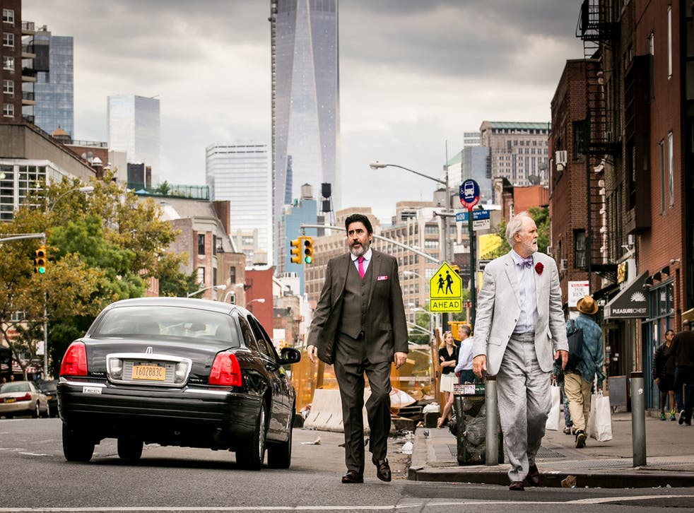 Alfred Molina, left, and John Lithgow in a scene from 'Love Is Strange'